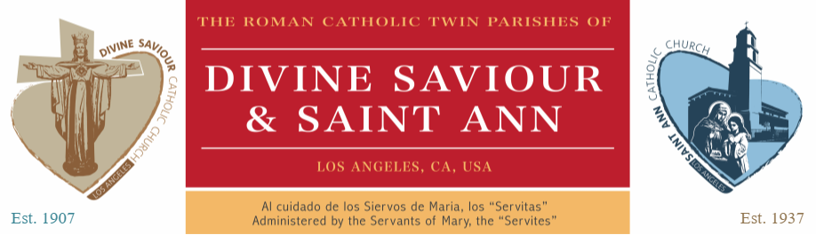 Roman Catholic Twin Parishes of Divine Saviour & Saint Ann, Los Angeles, California